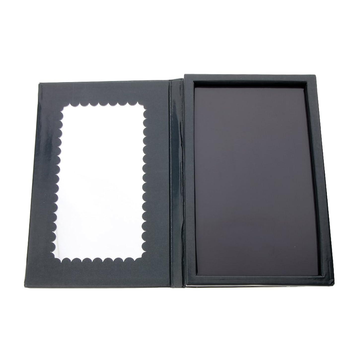 Perfeclan メイクアップ 空パレット 磁気パレット 化粧品ケース アイシャドウ パウダー 整理 保管 旅行 便利