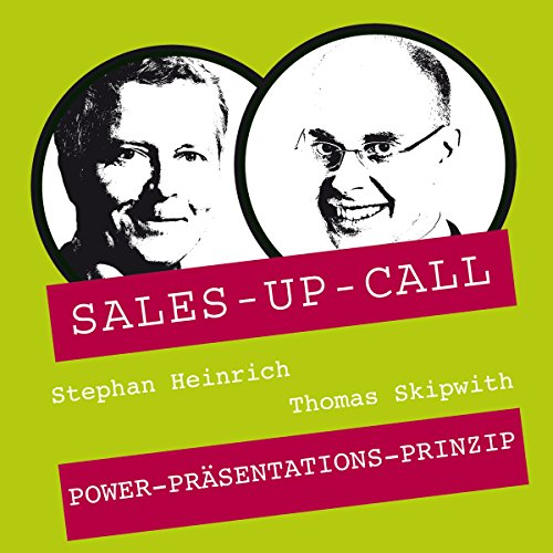 Power-Präsentations-Prinzip (Sales-up-Call) Titelbild