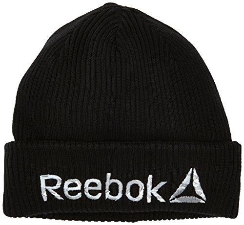 Reebok - Running-Mützen für Jungen in Black (schwarz), Größe M