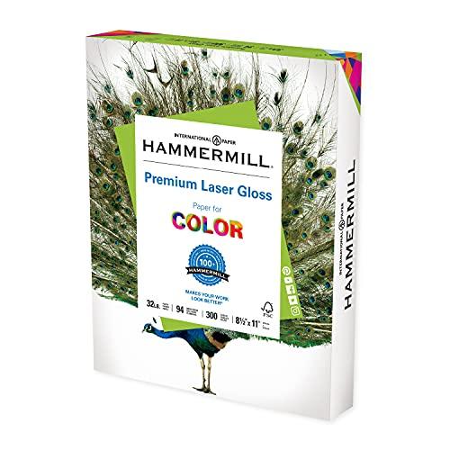 Best color laser printer paper