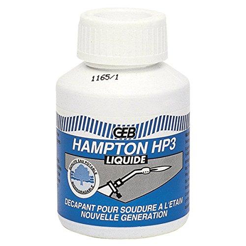 GEB 60669 Hampton hp3 Liquide 80ml 102301, Clair