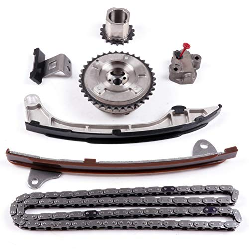 FINDAUTO HJ-05224-V Engine Timing Chain Kit Fit for T-oyota CAMRY 2AR-FE 2.5 2.7 L-exus E300h