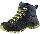 Muskelaufbaumittel - McKINLEY Unisex Kinder Trekkingstiefel Santiago Pro AQX Trekking-& Wanderstiefel, Grau (Anthracite/Blue DAR 000), 30 EU