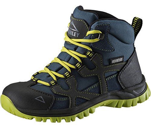 McKINLEY Unisex Kinder Trekkingstiefel Santiago Pro AQX Trekking- & Wanderstiefel, Grau...