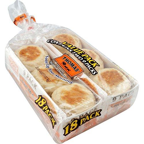 Thomas Original English Muffins (18 pk.)