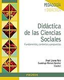 Didáctica de las Ciencias Sociales: Fundamentos, contextos y propuestas (Psicología)