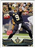 2013 Topps New Orleans Saints Team Set with Drew Brees & Jimmy Graham - 14 NFL Cards