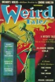 Pop Culture Graphics Weird Tales 410310 11 by 17 Pulp Magazine Poster Style C