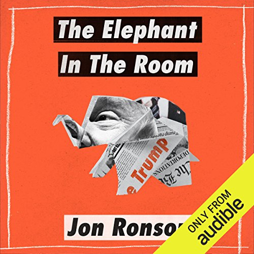 The Elephant in the Room audiobook cover art