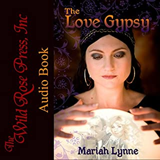The Love Gypsy audiobook cover art