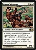 MTG 英語版 M12-EN017 Gideon's Avenger ギデオンの報復者 (白/レア)