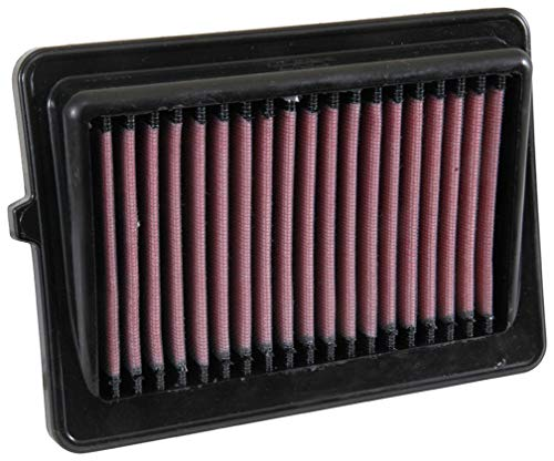 K&N Luftfilter Baleno II & S-Cross 1.0 2016-(33-3063), Red