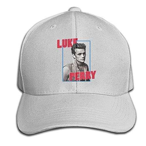 NOT Luke-Perry Shirts Beverly Hills Legend Idol Dylan Unisex Adjustable Comfort Hat Gray