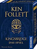 Kosmos 682095 Ken Follett - Kingsbridge Brettspiel, Grey
