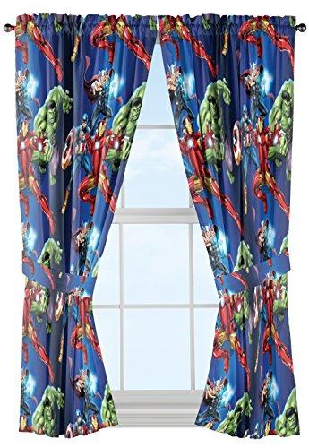 51Mer+F758L Harley Quinn  Curtains