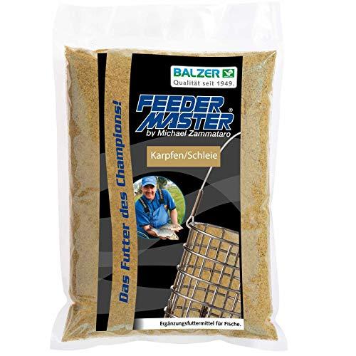 Balzer Feedermaster MF - Futter, 1000 g, Karpfen/Schleie