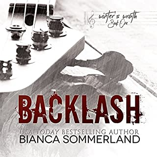 Backlash     Winter's Wrath, Book 1              By:                                                                                                                                 Bianca Sommerland                               Narrated by:                                                                                                                                 Joshua Macrae                      Length: 11 hrs and 10 mins     12 ratings     Overall 4.5