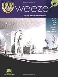 Weezer [With Cd (Audio)] (Hal Leonard Drum Play-Along)