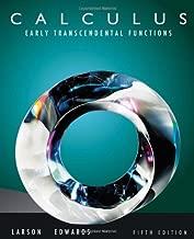 Best larson calculus 5th edition Reviews
