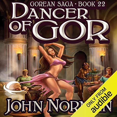 Dancer of Gor cover art