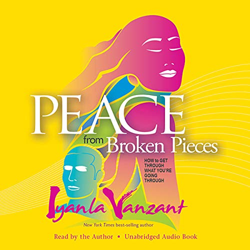 Peace from Broken Pieces cover art