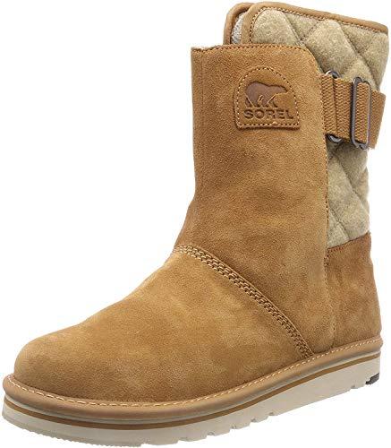 Sorel Damen-Stiefel, NEWBIE, Braun (Elk, British Tan), Größe: 36