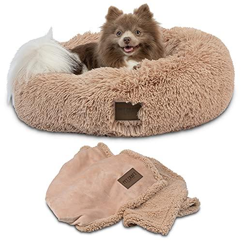 Pet Craft Supply Wellness Calming Dog Bed