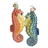 Old World Christmas Ornaments: Sea Horse...