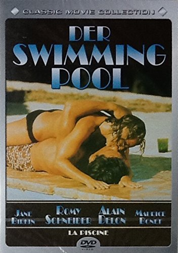 Der Swimming Pool (La Piscine) (The Swimming Pool) (DVD) (1968) (German Import) (GERMAN/FRENCH LANGUAGE ONLY) by Romy Schneider