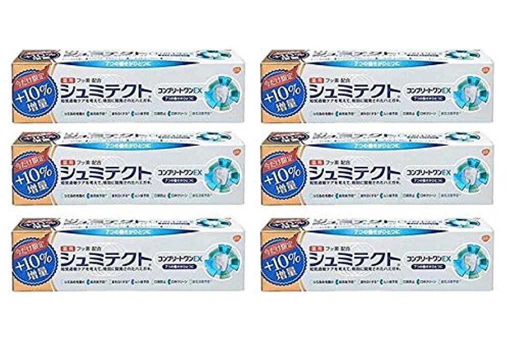 分子商品情熱【6個セット】 薬用シュミテクトコンプリートワンEX増量99g