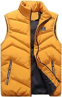 abd1514767599 Cdon Men s Down Vest Lightweight Warm Sleeveless Jacket Gilet Quilted  Puffer Vest