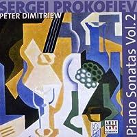 Prokofiev: Piano Sontas Vol.2