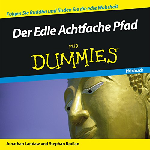 Der Edle Achtfache Pfad für Dummies audiobook cover art