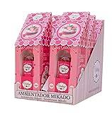 VINTAGE PARFUM Pack 6 Ambientadores Mikado. 6 x 30ml. Fragancia Fresca y Duradera Que llenará Toda tu Estancia.… (Fresas y Nata)