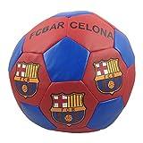 Fútbol Club Barcelona Balon barsa. Balón Blando niños Jugar en casa jardín Parque. Producto Oficial con Licencia