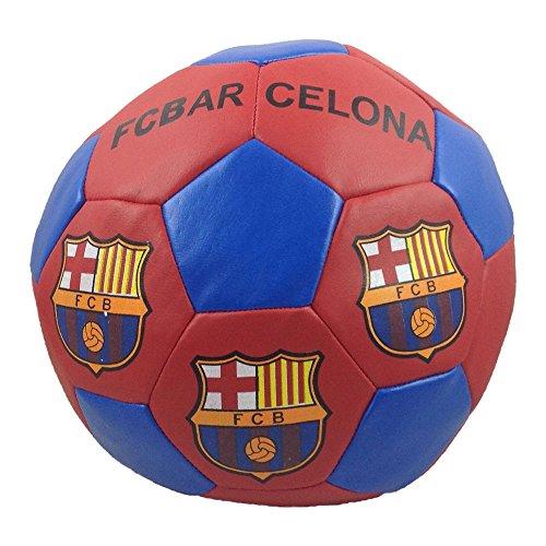 Ballon de football club barcelona barsa. Ballon souple enfan