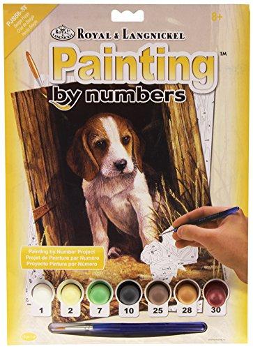 Royal & Langnickel PJS58 Peinture au numéro 11\