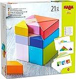 HABA- Juego de Piezas, Multicolor (305778)
