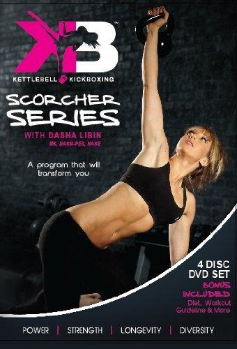 Kettlebell Kickboxing: Scorcher Series