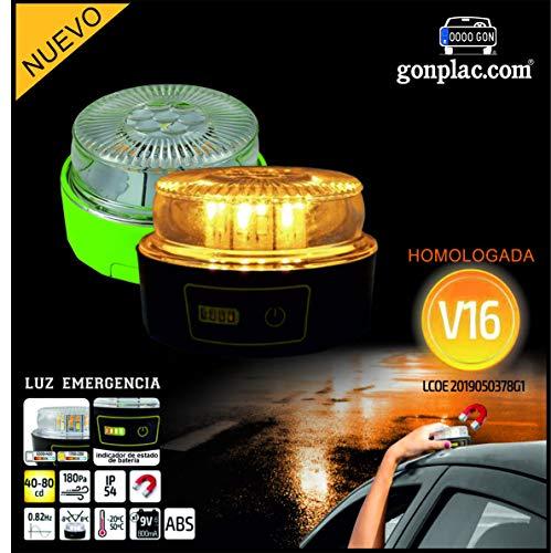 3. Luz de Emergencia Gonplac Luz