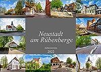 Neustadt am Ruebenberge Impressionen (Wandkalender 2022 DIN A2 quer): Auf Besuch in Neustadt am Ruebenberge (Monatskalender, 14 Seiten )