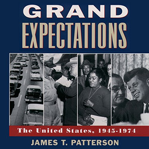 Grand Expectations audiobook cover art
