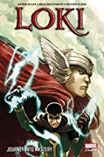 JOURNEY INTO MYSTERY - LOKI de Doug Braithwaite