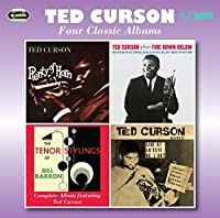4 Classic Albums by Ted Curson