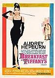Frühstück bei Tiffany One Sheet Film Film Poster Drucken