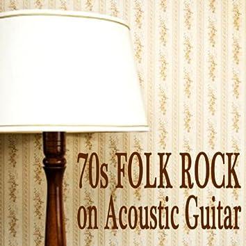 70s Folk Rock on Acoustic Guitar