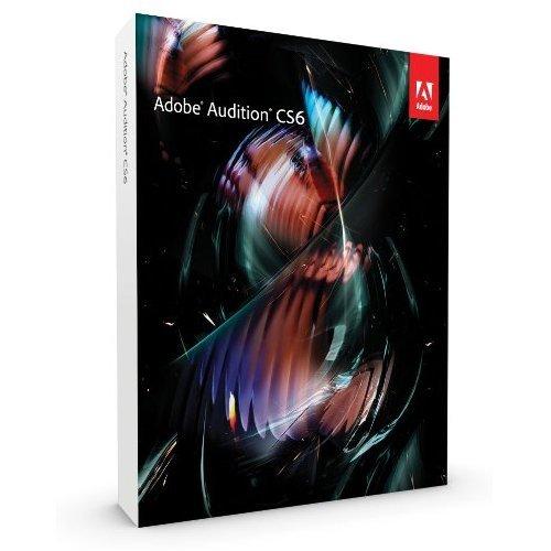 Adobe Audition CS6, Upgrade, Win, FR - Software de edición de audio/música (Upgrade, Win, FR Audition, 2048 MB, 1024 MB, Intel Core 2 Duo/ AMD Phenom II, Actualizasr, ENG)