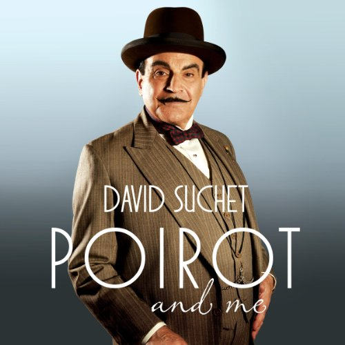 Poirot and Me audiobook cover art