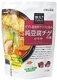 徳山物産 韓流ごはん 純豆腐チゲの素 250g