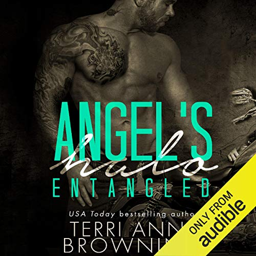 Couverture de Angel's Halo: Entangled